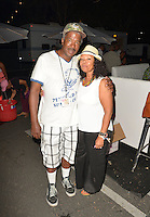 LOS ANGELES, CA -JULY 23: Greg Johnson and Sharon Johnson attend the 1st Annual Los Angeles Soul Music Festival at the Autry in Griffith Park on July 23, 2016 in Los  Angeles, California. Credit: Koi Sojer/Snap'N U Photos/MediaPunch