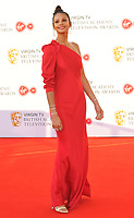 Alesha Dixon at the Virgin TV British Academy (BAFTA) Television Awards 2018, Royal Festival Hall, Belvedere Road, London, England, UK, on Sunday 13 May 2018.<br /> CAP/CAN<br /> &copy;CAN/Capital Pictures