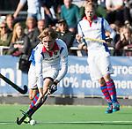 AMSTELVEEN - Friso Liezenberg (SCHC).   Hoofdklasse competitie heren. Pinoke-SCHC (0-1) . COPYRIGHT  KOEN SUYK