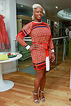 Blogger Claire Sulmers during the African Health Now - Fashion Fete event, at the Tracy Reese store on 641 Hudson Street, June 20, 2013.