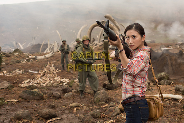 Kong: Skull Island (2017) <br /> Tian Jing<br /> *Filmstill - Editorial Use Only*<br /> CAP/KFS<br /> Image supplied by Capital Pictures
