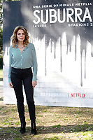Rome February 20th 2019. Photocall for the presentation of the second season of the Netflix series Suburra at Casa del Cinema in Rome.<br /> Foto Samantha Zucchi Insidefoto