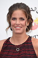 Julia Goerges at the Women's Tennis Association 's (WTA) Tennis on The Thames evening reception at OXO2, London, UK. <br /> 28 June  2018<br /> Picture: Steve Vas/Featureflash/SilverHub 0208 004 5359 sales@silverhubmedia.com