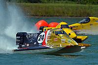 Spencer Love, (#24), Ashton Rinker (#20), Robert Rinker (#30)   (Formula 1/F1/Champ class)