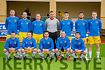 Classic Fc Team at the Denny Premier B Classic Fc  V  Killarney Celtic B in Mounthawk Park on Sunday