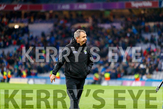 Kerry Manager Peter Keane after the Allianz Football League Division 1 Round 1 match between Dublin and Kerry at Croke Park on Saturday.