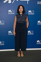 Rebecca Zlotowski attends the jury photocall during the 74th Venice Film Festival at Palazzo del Cinema in Venice, Italy, on 30 August 2017. Photo: Hubert Boesl  - NO WIRE SERVICE - Photo: Hubert Boesl/ /MediaPunch ***FOR USA ONLY***