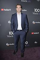LOS ANGELES - NOV 10:  Jeff Meacham at the Black-ish 100th Episode Celebration at the Walt Disney Studios on November 10, 2018 in Burbank, CA