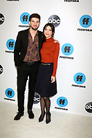LOS ANGELES - FEB 5:  Bryan Craig, Denyse Tontz at the Disney ABC Television Winter Press Tour Photo Call at the Langham Huntington Hotel on February 5, 2019 in Pasadena, CA.<br /> CAP/MPI/DE<br /> ©DE//MPI/Capital Pictures