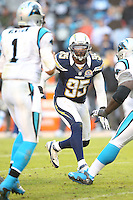 12/16/12 San Diego, CA: San Diego Chargers outside linebacker Shaun Phillips #95 during an NFL game played between the Carolina Panthers and the San Diego Chargers held at Qualcomm Filed. The Panthers defeated the Chargers 31-7