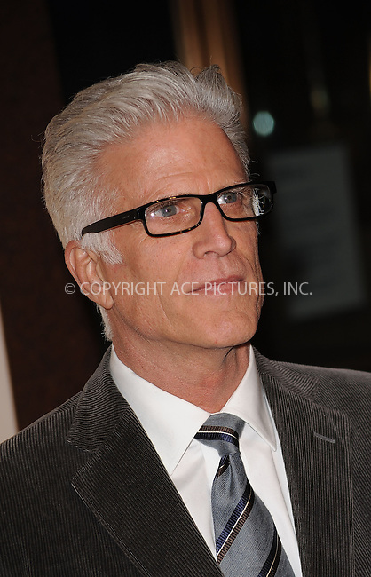 WWW.ACEPIXS.COM . . . . . ....January 19 2010, New York City....Actor Ted Danson arriving at the Season 3 premiere of 'Damages' at the AXA Equitable Center on January 19, 2010 in New York City.....Please byline: KRISTIN CALLAHAN - ACEPIXS.COM.. . . . . . ..Ace Pictures, Inc:  ..tel: (212) 243 8787 or (646) 769 0430..e-mail: info@acepixs.com..web: http://www.acepixs.com
