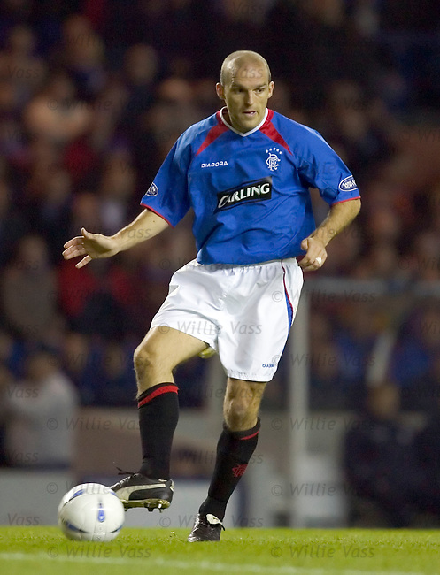 Alex Rae, Rangers.stock season 2004-2005.pic willie vass