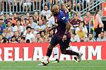 53e Trofeu Joan Gamper.<br /> FC Barcelona vs Club Atletico Boca Juniors: 3-0.<br /> Arturo Vidal.