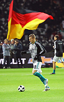 27.03.2018: Deutschland vs. Brasilien