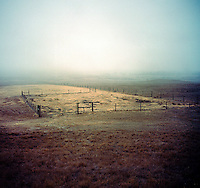 Trope Ranch near Hullett, Wyoming, Wednesday, November 7, 2012.<br /> <br /> <br /> Photo by Matt Nager