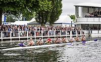 Henley Royal Regatta, Henley on Thames, Oxfordshire, 28 June - 2 July 2017.  Wednesday  15:24:04   28/06/2017  [Mandatory Credit/Intersport Images]<br /> <br /> Rowing, Henley Reach, Henley Royal Regatta.<br /> <br /> The Princess Elizabeth Challenge Cup<br />  Gonzaga College High School, U.S.A.