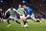 08.11.2019 League Cup Final, Rangers v Celtic: Ryan Kent and Jeremie Frimpong