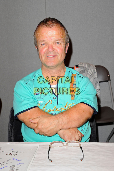 LONDON, ENGLAND - JULY 12: Andy Herd attending London Film and Comic Con 2014 at Earls Court on July 12, 2014 in London, England.<br /> CAP/MAR<br /> &copy; Martin Harris/Capital Pictures