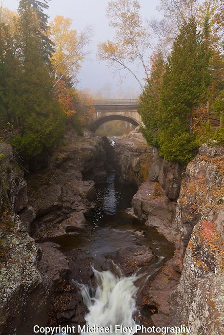 Temperance River, North Shore Lake Superior