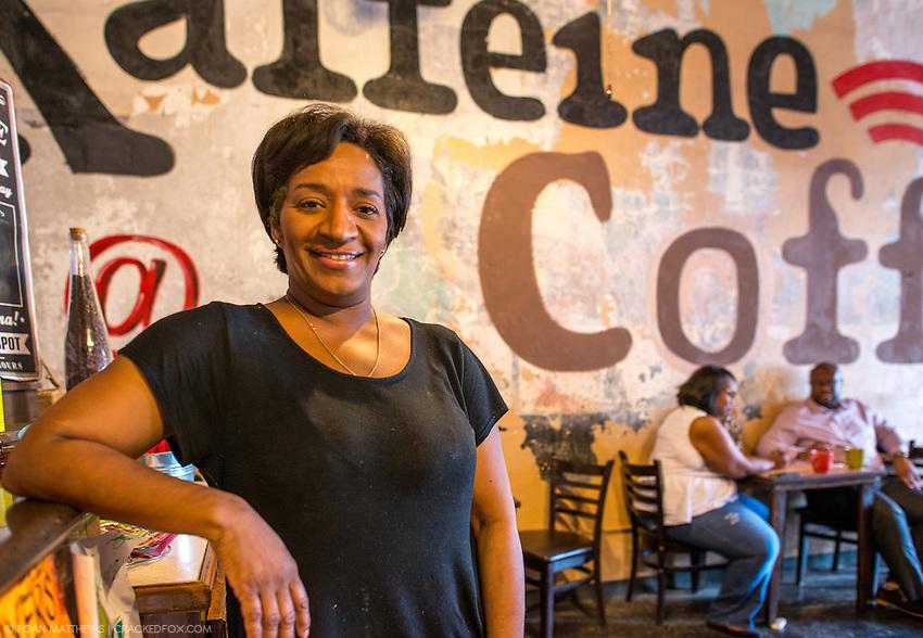 Kaffeine Coffee Shop