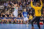 Matthias Musche (SC Magdeburg) \Johannes Bitter (TVB 1898 Stuttgart) \ beim Spiel der All Star-Team - Deutsche Nationalmannschaft.<br /> <br /> Foto © PIX-Sportfotos *** Foto ist honorarpflichtig! *** Auf Anfrage in hoeherer Qualitaet/Aufloesung. Belegexemplar erbeten. Veroeffentlichung ausschliesslich fuer journalistisch-publizistische Zwecke. For editorial use only.