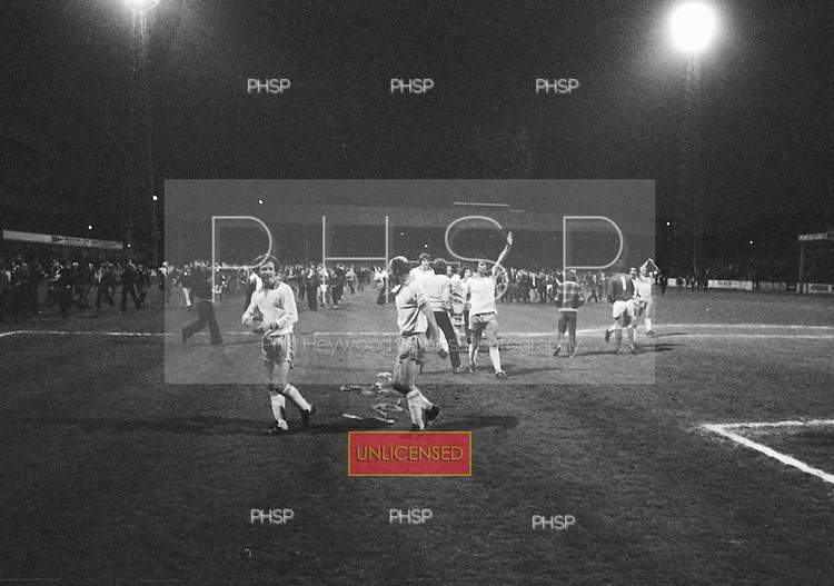 06/05/80 Rotherham v Blackpool  League Divsion 3.....© Phill Heywood.