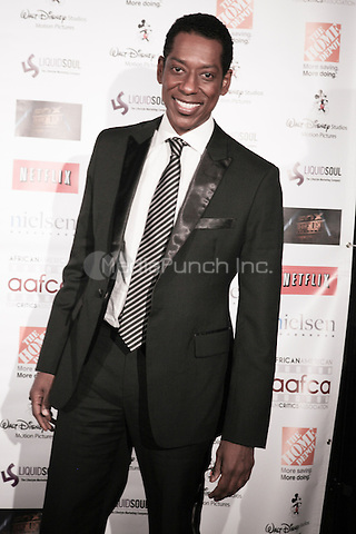 LOS ANGELES, CALIFORNIA - JANUARY 31: Orlando Jones at the African American Film Critics Association 5th Annual Awards Dinner on Friday Jan 31st, 2014  at the Taglyan Cultural Complex in Los Angeles, California. Photo Credit: RTNjohnson/MediaPunch.