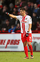 Filipe Morais of Stevenage<br />  - Stevenage v Rotherham United - Sky Bet League 1 - Lamex Stadium, Stevenage - 16th November, 2013<br />  © Kevin Coleman 2013