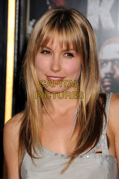 """SARAH CARTER.""""Street Kings"""" Los Angeles Premiere at Grauman's Chinese Theatre, Hollywood, California, USA..April 3rd, 2008.headshot  portrait .CAP/ADM/BP.©Byron Purvis/AdMedia/Capital Pictures."""
