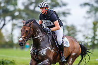 NZL-Jesse Campbell rides Diachello during the Cross Country for the Noel C. Duggan Engineering CCI4*-L. 2019 IRL-Millstreet International Horse Trials. Green Glens Arena. Millstreet. Co. Cork. Ireland. Saturday 24 August. Copyright Photo: Libby Law Photography
