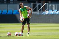 Copa America, Mexico Practice, June 15, 2016