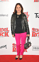 Arlene Phillips at the &quot;School of Rock: The Musical&quot; VIP opening night, New London Theatre, Drury Lanes, London, England, UK, on Monday 14 November 2016. <br /> CAP/CAN<br /> &copy;CAN/Capital Pictures /MediaPunch ***NORTH AND SOUTH AMERICAS ONLY***