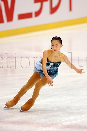 Rina Kondo (JPN), NOVEMBER 23, 2009 - Figure Skating : 2009 JOC Junior Olympic Cup,  at Yokohama Skate Center, Kanagawa, Japan. Photo by Atsushi Tomura/actionplus UK Licenses Only