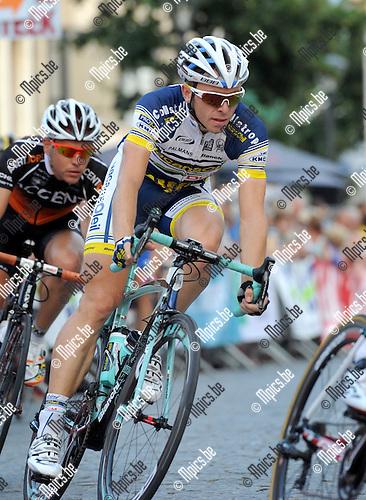 2012-07-26 / Wielrennen / seizoen 2012 / Chris Boeckmans..Foto: Mpics.be