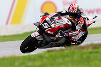 2nd November 2019; Sepang Circuit, Sepang Malaysia; MotoGP Malaysia, Qualifying Day;  The number 5 LCR Honda IDEMITSU rider Johann Zarco during practice 3 - Editorial Use