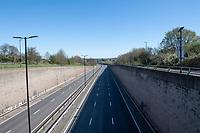 Covid-19 - Empty Park & Roads - 05.04.2020