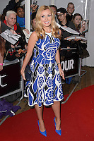 Katherine Jenkins at the Glamour Women of the Year Awards 2015 at Berkeley Square gardens.<br /> June 2, 2015  London, UK<br /> Picture: Dave Norton / Featureflash