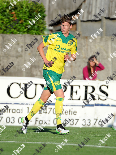 2015-07-22 / Voetbal / seizoen 2015-2016 / Witgoor Sport / Mathias Cauwenberghs<br />