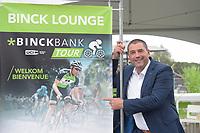 WIELRENNEN: BOLSWARD: 13-08-2018, BinckBank Tour, Stephan Rekker, ©foto Martin de Jong