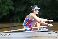 Race: 69  W.IM3.1x  [89]Birmingham Univ - UBI-Haig vs [94]Cardiff City - CFC-Scott<br /> <br /> Gloucester Regatta 2017 - Sunday<br /> <br /> To purchase this photo, or to see pricing information for Prints and Downloads, click the blue 'Add to Cart' button at the top-right of the page.