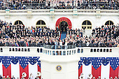 President Donald Trump takes the Oath of Office at his inauguration on January 20, 2017 in Washington, D.C.  Trump became the 45th President of the United States.         <br /> Credit: Pat Benic / Pool via CNP