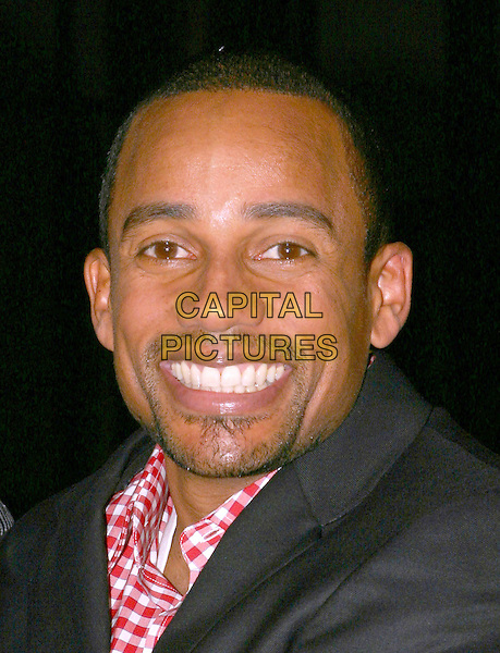 HILL HARPER.Lackawanna Blues - HBO Screening held at The Directors Guild of America. West Holllywood, California..Photo Credit: Zach Lipp/AdMedia.February 3rd, 2005.headshot, portrait, facial hair stubble.www.capitalpictures.com.sales@capitalpictures.com.© Capital Pictures.