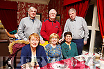 Enjoying the evening out in Cassidys on Saturday night. <br /> Seated l to r: Catherine Duggan, Joan Cunningham and Susy Milton.<br /> Standing l to r: Alan Milton, John Duggan and Kevin Cunningham.