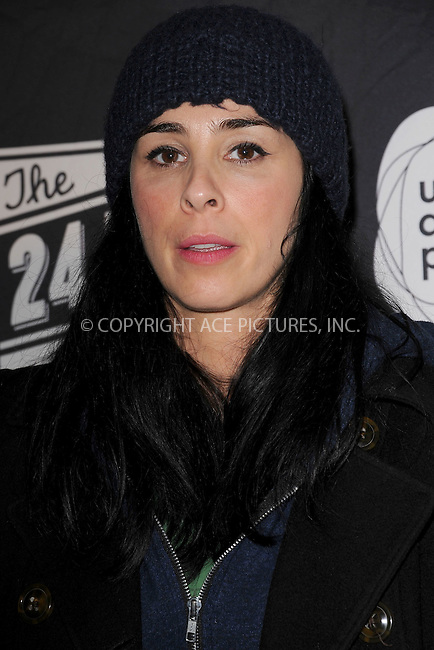 WWW.ACEPIXS.COM . . . . . .November 14, 2011, New York City.....Sarah Silverman attends the 10th Anniversary Montblanc '24 Hour Plays On Broadway' after party at B.B. King Blues Club & Grill on November 14, 2011 in New York City. . ..Please byline: KRISTIN CALLAHAN - ACEPIXS.COM.. . . . . . ..Ace Pictures, Inc: ..tel: (212) 243 8787 or (646) 769 0430..e-mail: info@acepixs.com..web: http://www.acepixs.com .