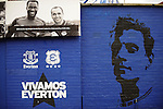 General signage outside Goodison Park, home of Everton FC<br /> - Barclays Premier League - Everton vs Leicester City - Goodison Park - Liverpool - England - 19th December 2015 - Pic Robin Parker/Sportimage