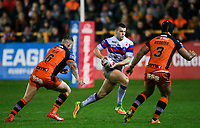 Picture by Alex Whitehead/SWpix.com - 27/04/2018 - Rugby League - Betfred Super League - Castleford Tigers v Wakefield Trinity - Mend-A-Hose Jungle, Castleford, England - Wakefield's Max Jowitt.