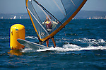 Day 3 of the Sail Sydney 2009 regatta, RS:X Olympic class..Held annually Sail Sydney take place from the 5-8 December 2009 on the magnificent Sydney Harbour as part of the Sail Down Under series, incorporating Sail Brisbane, Sail Sydney and Sail Melbourne..Competitors from around the world bring Sydney Harbour to life as athletes look to establish themselves on the sailing scene in the lead up to the London Olympics in 2012..The four day regatta incorporate Olympic, International and Youth classes on the three Sydney Harbour courses used by the 2000 Sydney Olympics. Spectacular action from the 49er and International Moth classes can be expected along with the Laser, Laser Radial, Finn, RS:X and 470s as they campaign towards 2012..Over 400 participate and sail out of host venue: Woollahra Sailing Club in Rose Bay.Day 3 of the Sail Sydney 2009 regatta, RS:X Olympic class..Held annually Sail Sydney take place from the 5-8 December 2009 on the magnificent Sydney Harbour as part of the Sail Down Under series, incorporating Sail Brisbane, Sail Sydney and Sail Melbourne..Competitors from around the world bring Sydney Harbour to life as athletes look to establish themselves on the sailing scene in the lead up to the London Olympics in 2012..The four day regatta incorporate Olympic, International and Youth classes on the three Sydney Harbour courses used by the 2000 Sydney Olympics. Spectacular action from the 49er and International Moth classes can be expected along with the Laser, Laser Radial, Finn, RS:X and 470s as they campaign towards 2012..Over 400 participate and sail out of host venue: Woollahra Sailing Club in Rose Bay.