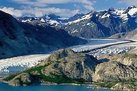McBride Glacier<br /> Muir Inlet<br /> Glacier Bay National Park<br /> Southeast Alaska