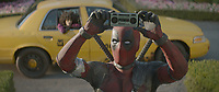 DEADPOOL 2 (2018)<br /> Ryan Reynolds stars as Deadpool<br /> *Filmstill - Editorial Use Only*<br /> CAP/FB<br /> Image supplied by Capital Pictures
