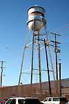 TOWER IN CALEXICO TAKEN FROM MEXICALI BORDER FENCE
